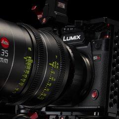 Panasonic Lumix S1H : le plein format dédié à la vidéo