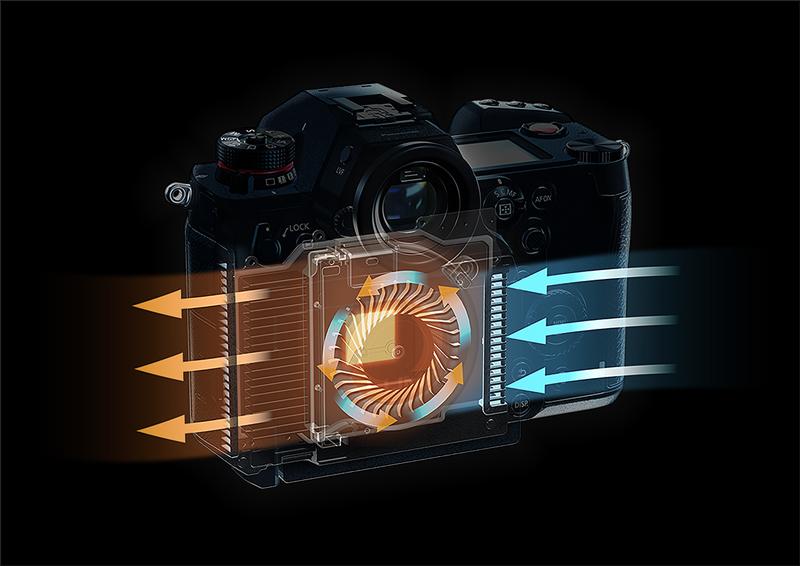 Ventilateur Panasonic S1H