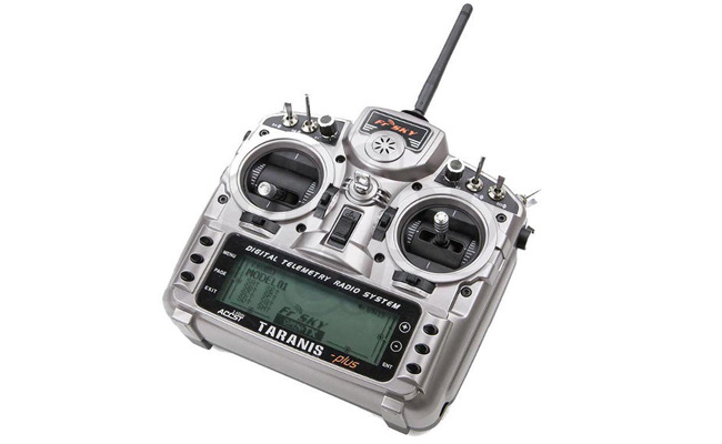 Radiocommande Taranis X9D Plus