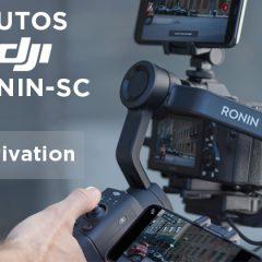 Tuto Ronin-SC : Activer le stabilisateur