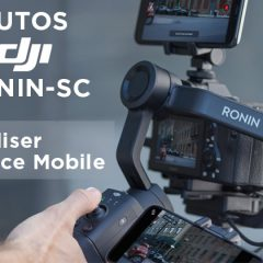 Tuto Ronin-SC : Utiliser la fonction Force Mobile