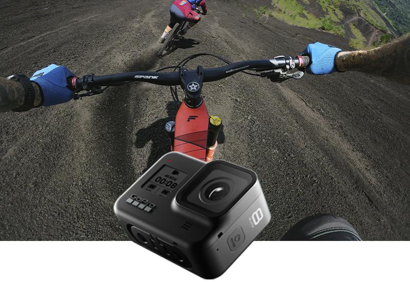 GoPro Hero8 Black VTT