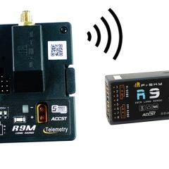 Comment appairer votre radiocommande FrSky équipée d'un module R9M au récepteur R9?