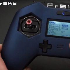 Comment enregistrer et appairer votre radiocommande FrSky avec des produits ACCESS?