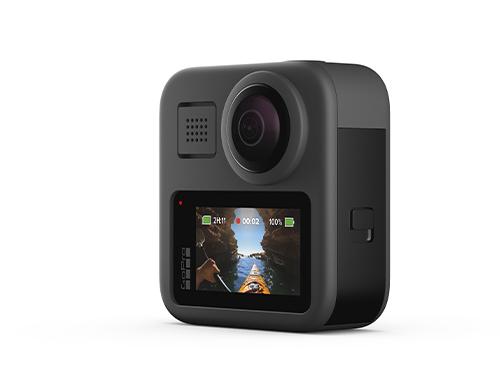 Ecran GoPro Max