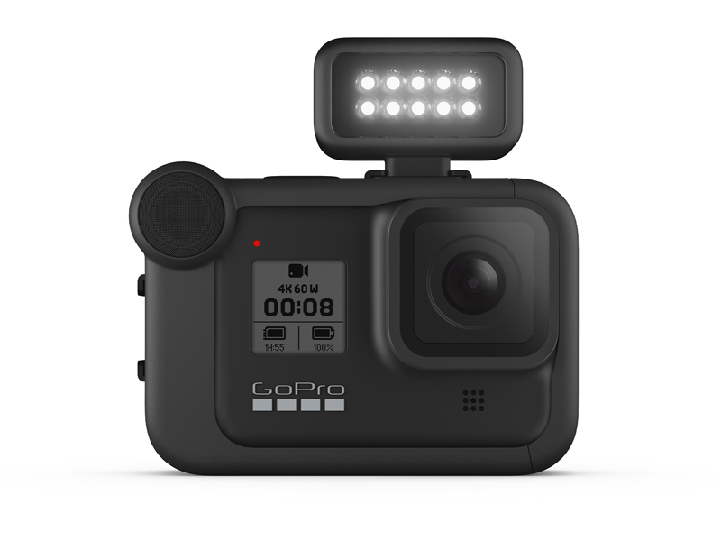 Lampe LED pour GoPro Hero8