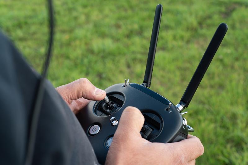 Radiocommande DJI FPV système
