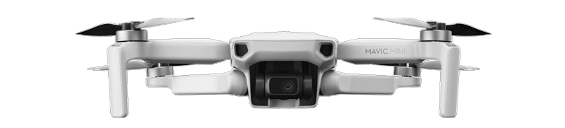 DJI Mavic Mini de face