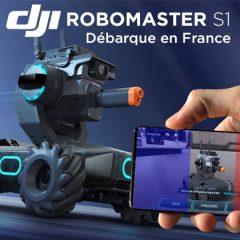 Le DJI Robomaster S1 enfin disponible en France !