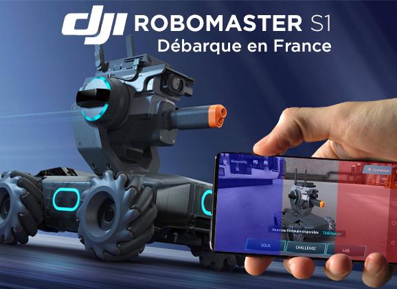 DJI Robomaster S1 disponible en France