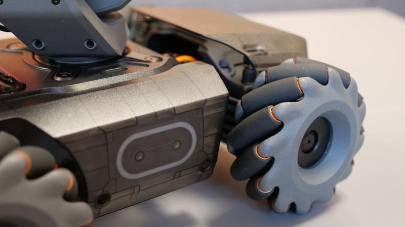 Châssis extérieur du RoboMaster S1