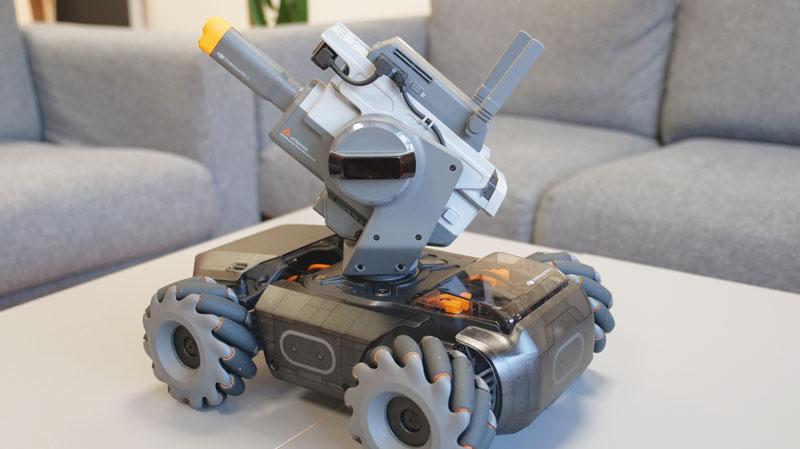 RoboMaster S1 éteint