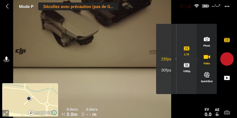 Vidéo 2.7K