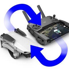 Comment appairer le DJI Mavic Mini avec sa radiocommande ?