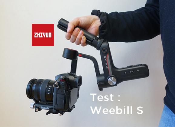 Test du Weebill S
