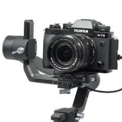 Le Fujifilm X-T3 optimisé pour les DJI Ronin-SC et Ronin-S