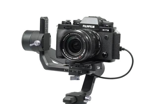 Ronin-SC compatibilité avec Fujifilm X-T3