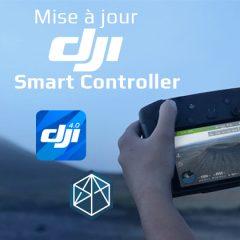Mise à jour du DJI Smart Controller