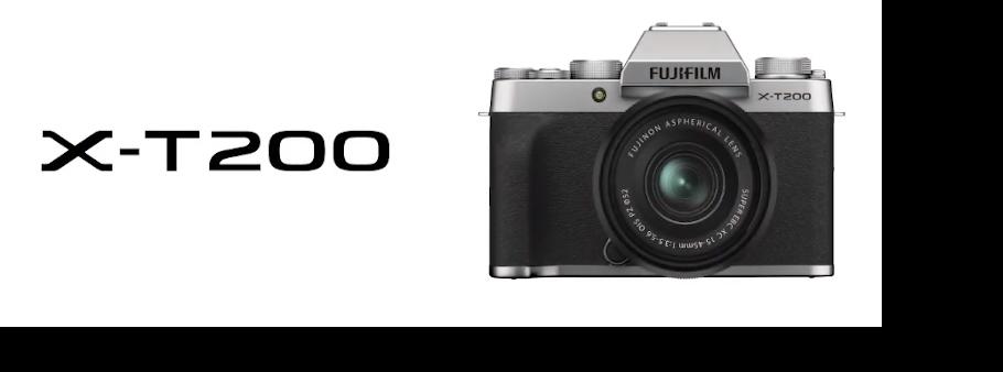 Fujifilm X-T200