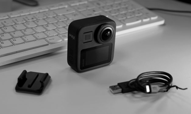 Test de la caméra GoPro MAX