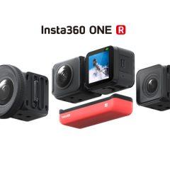 Insta360 One R pour Révolution ?