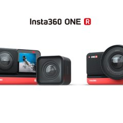 Insta360 One R comparatif des 3 versions