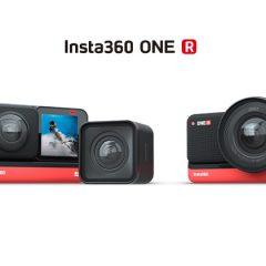 Insta360 One R comparatif des 3 versions