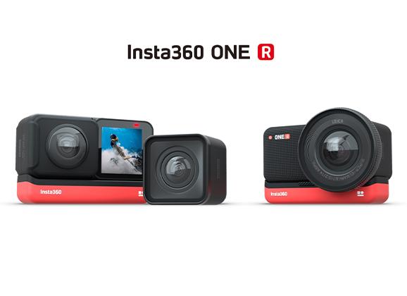Comapratif des trois versions de Insta360 One R