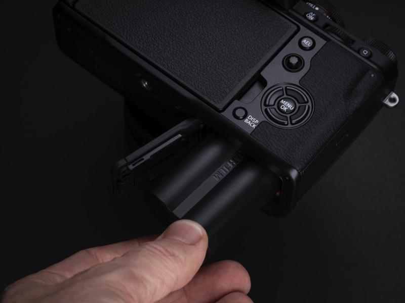 Fujifilm X-T4 batterie