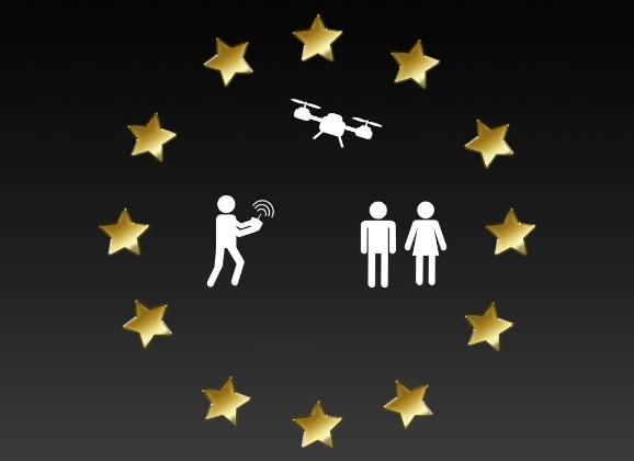 La loi européenne sur les drones repoussée à janvier 2021