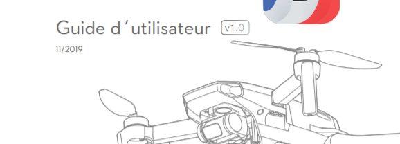 Notice DJI Mavic Mini en français disponible !