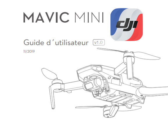 Notice DJI Mavic Mini en français