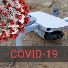 COVID-19 : interdiction de voler en drone pendant le confinement
