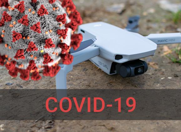 Interdiction vol COVID-19