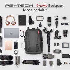 PGYTech OneMo Backpack : le sac parfait pour son setup vidéo ?