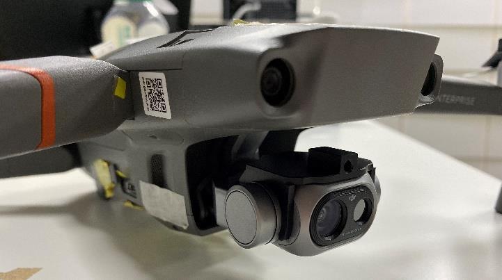 Support sur caméra Mavic 2 Enterprise Dual