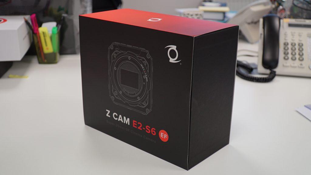 Boîte Z CAM E2-S6