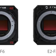 Z CAM E2: le comparatif de la nouvelle gamme