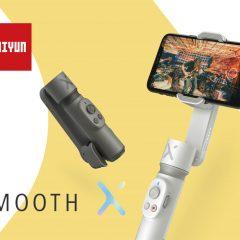 Zhiyun Smooth X, un sérieux concurrent pour le DJI Osmo Mobile 3 ?