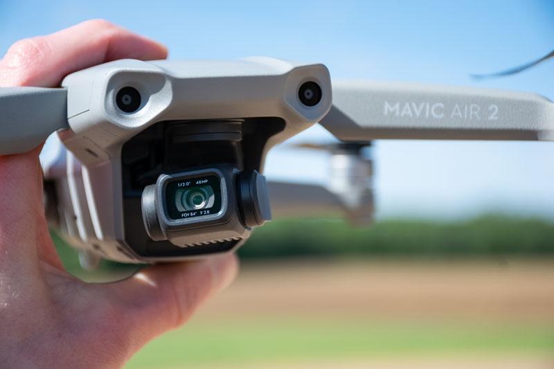 Caméra Mavic Air 2