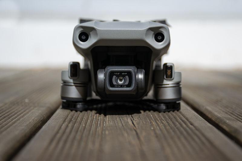 Caméra et capteur Mavic Air 2
