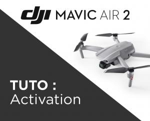 Activation Mavic Air 2