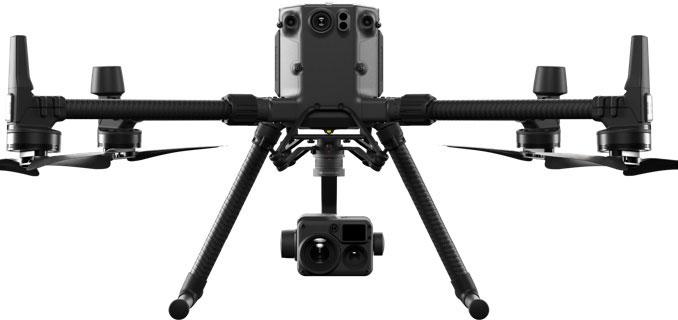 DJI Matrice 300 RTK avec 1 caméra