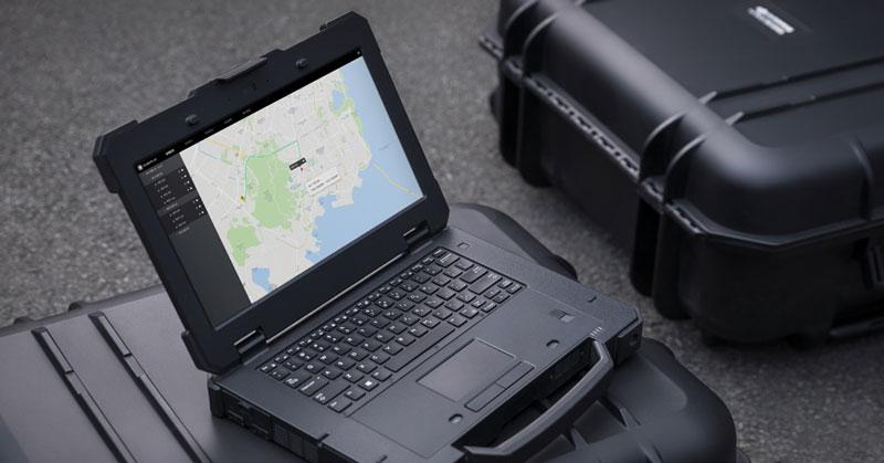 DJI Matrice 300 RTK Location sharing flighhub