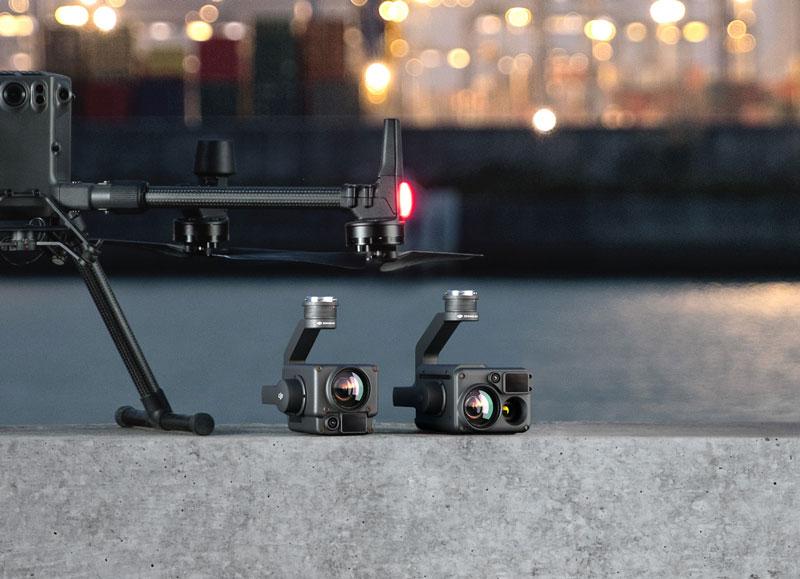 Caméras H20 et H20T