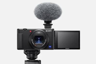 Microphone externe en option
