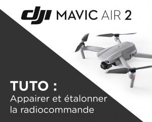 Tuto appairer radiocommande Mavic Air 2