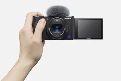 Ecran rotatif Sony ZV-1