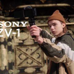 Sony ZV-1, la caméra parfaite pour le vlog ?