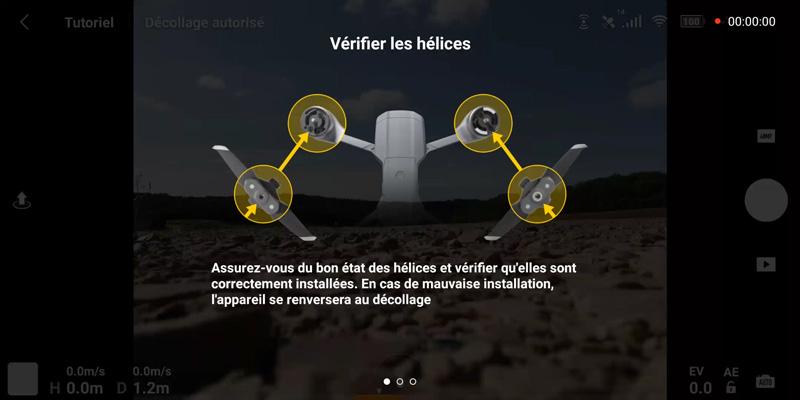 Vérification antennes